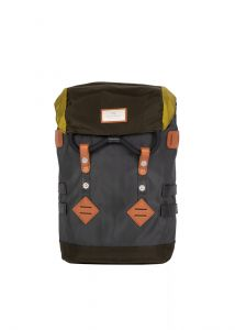 Colorado Small Glossy Series Charcoal X Olive