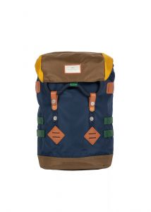 Colorado Small Glossy Series Navy X Khaki