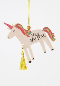Air Freshener Unicorn Stay Magical (Jasmine Fragrance)