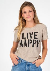 Live Happy T-shirt S