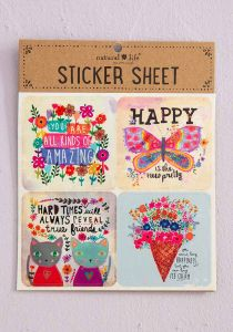 Sticker Sheet You Are Amazing