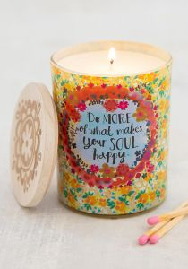 Soy Candle Do Makes You Happy