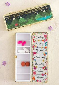Daily Pill Box How Cool Is It
