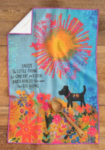 Cotton Dish Towel Little Things
