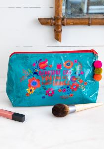 Make Up Bag Beautiful Girl