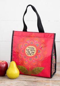 Insulated Lunch Bag You Be You