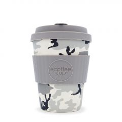 Bamboo Cup With Lid Cacciatore
