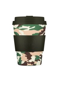 Bamboo Cup With Lid Tulsa Tuxedo
