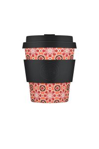 Bamboo Cup With Lid Placa Malacca