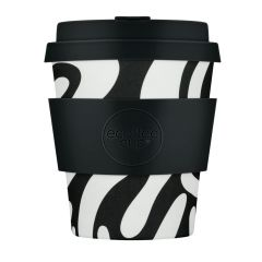 Bamboo Cup With Lid Manasa's Run