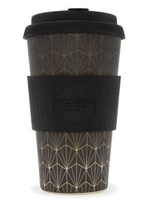Bamboo Cup With Lid Grandrex